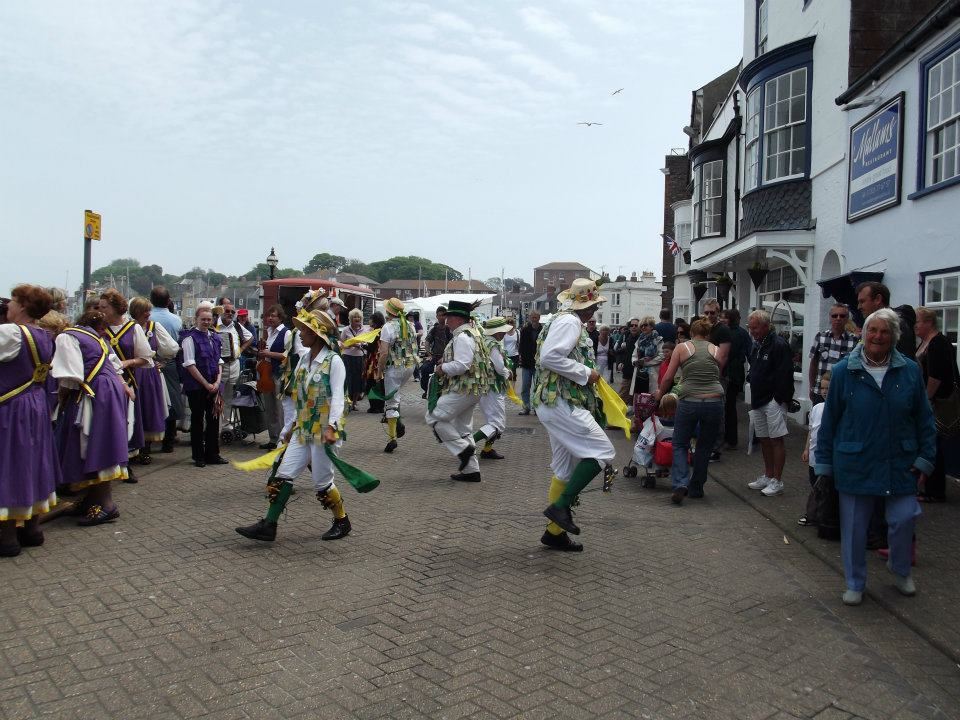 Wessex Folk Festival 2nd June 2012